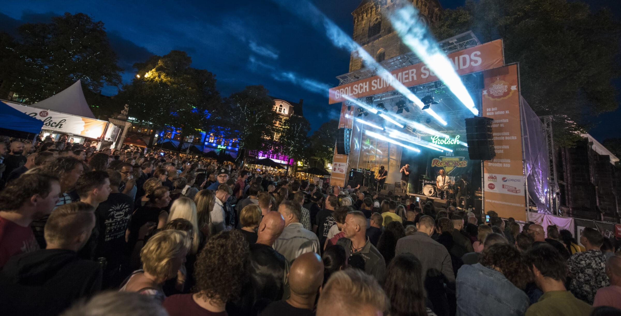 2018 Roy Te Lintelo Grolsch Summer Sounds Enschede Rocks evenementen 11