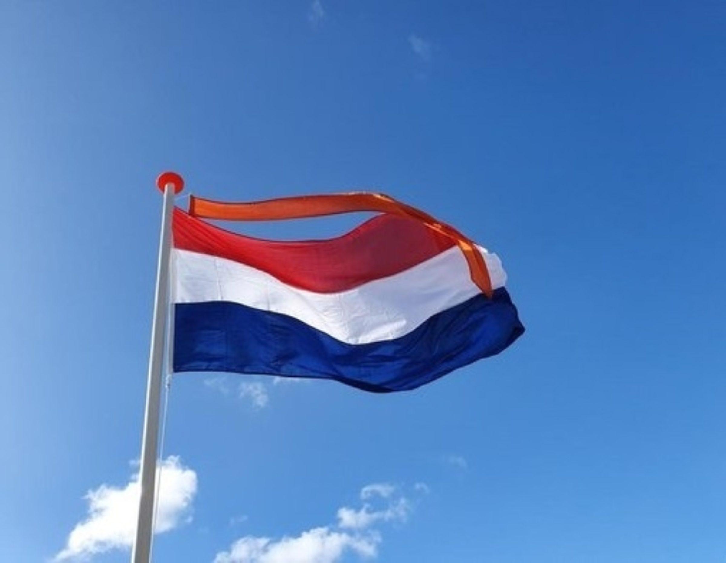Hang de vlag uit Koningsdag Enschede