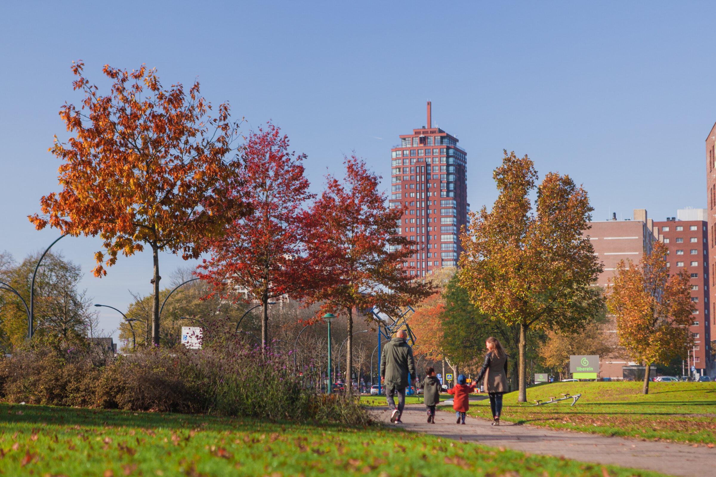 Herfstvakantie in Enschede