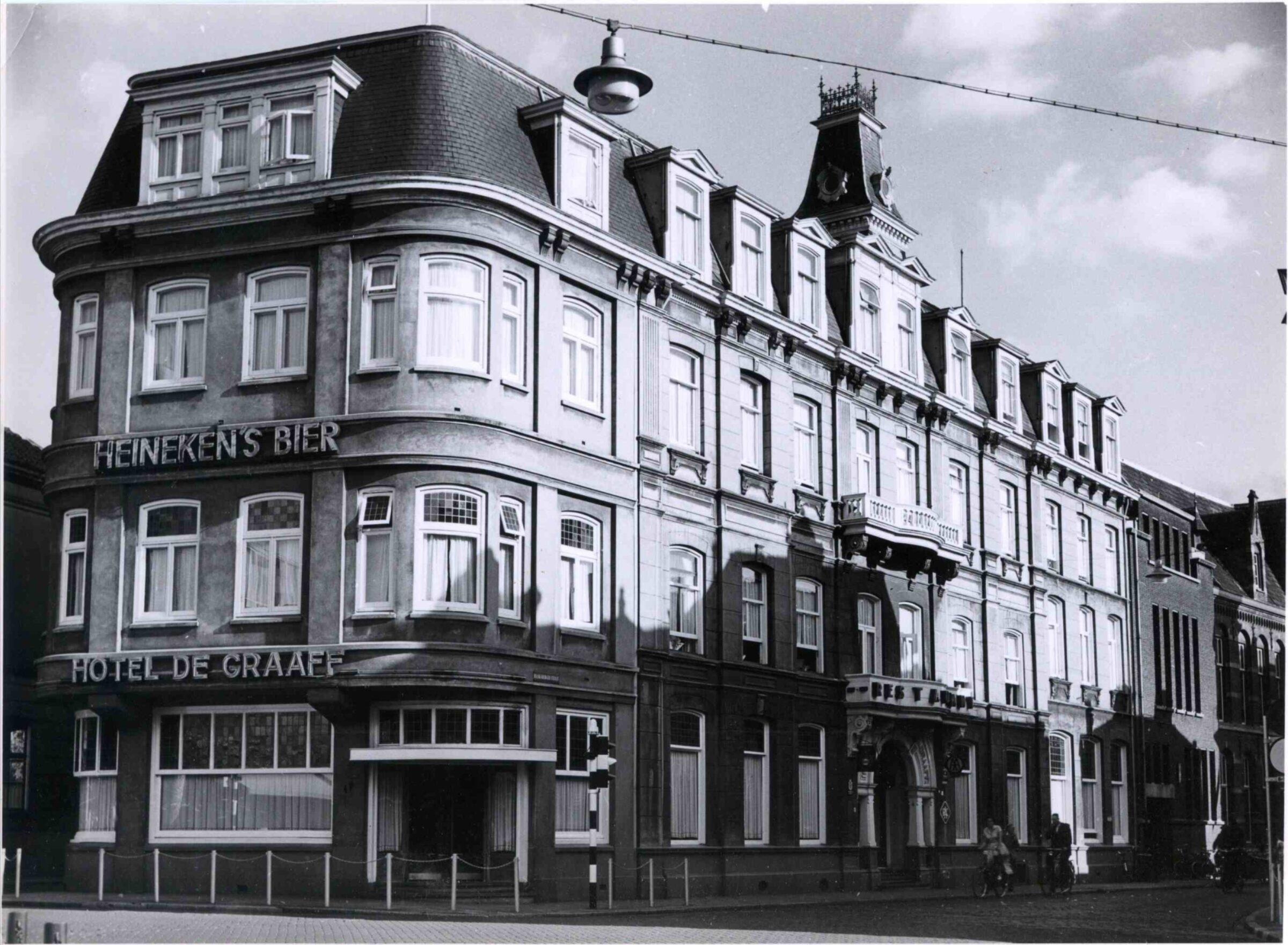 Hotel de Graaff van Stadsarchief Enschede