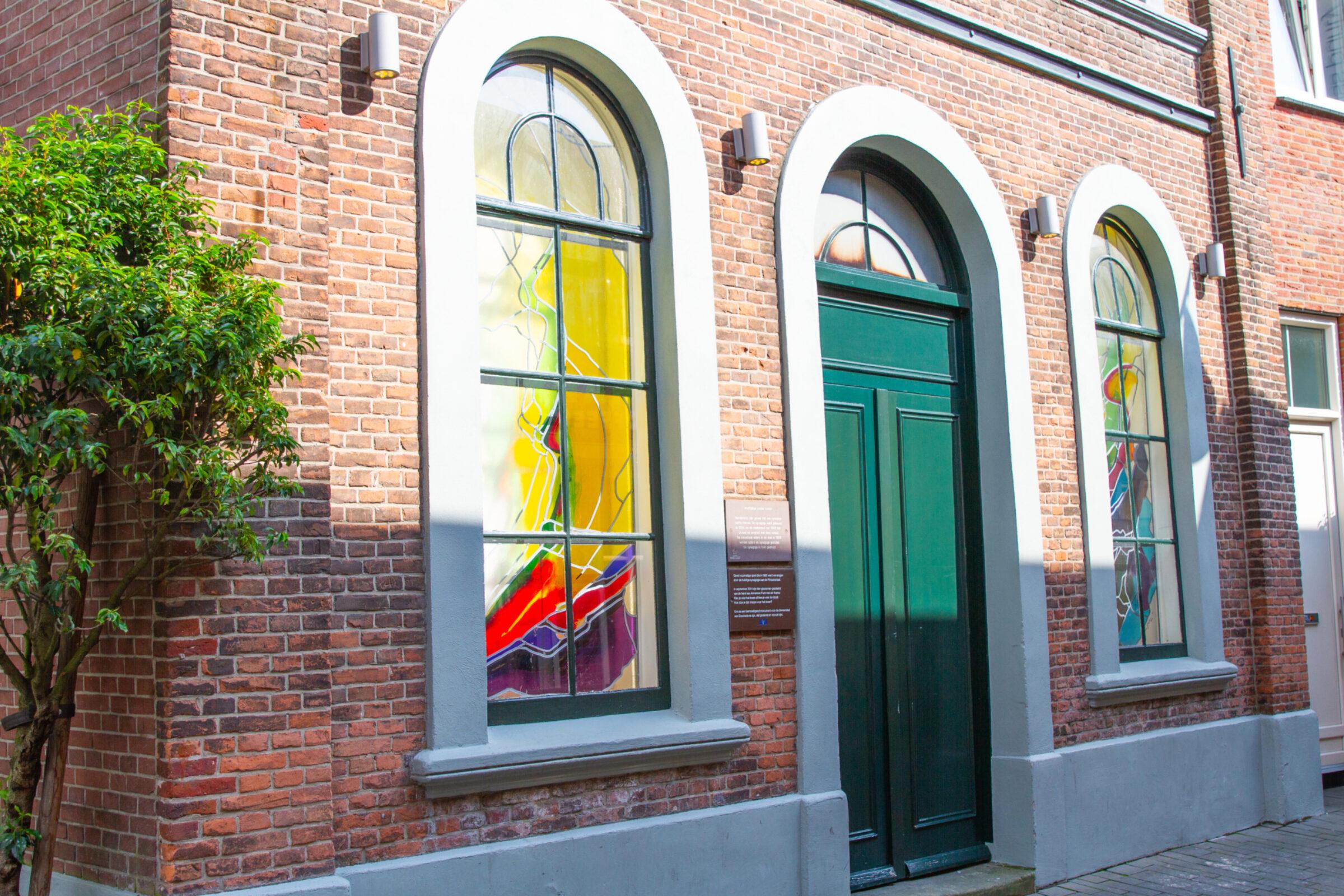 Jewish school in Enschede