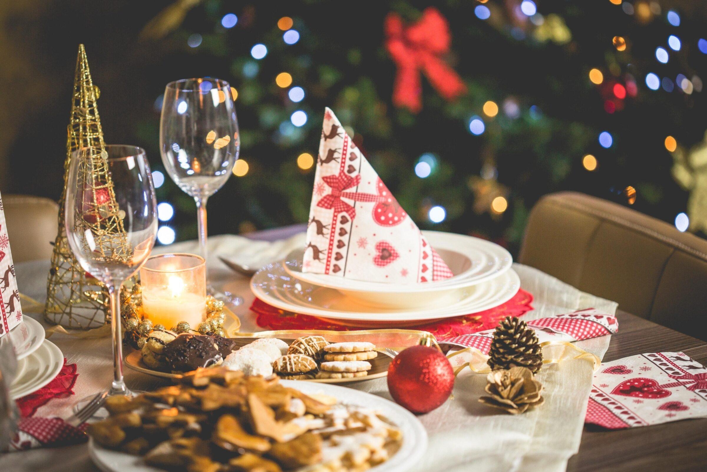 Kerstdiner thuis Enschede
