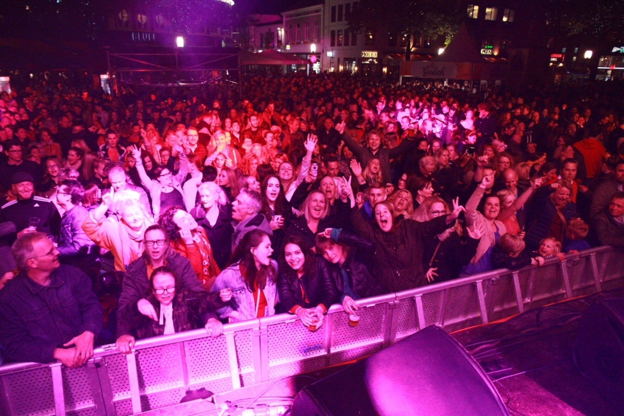 2018 Koningsfestival evenementen 2