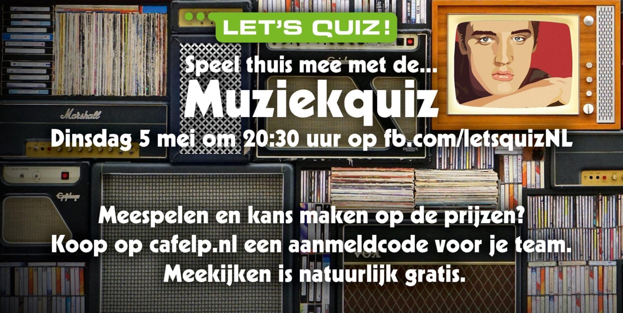 Lets Quiz Muziek quiz