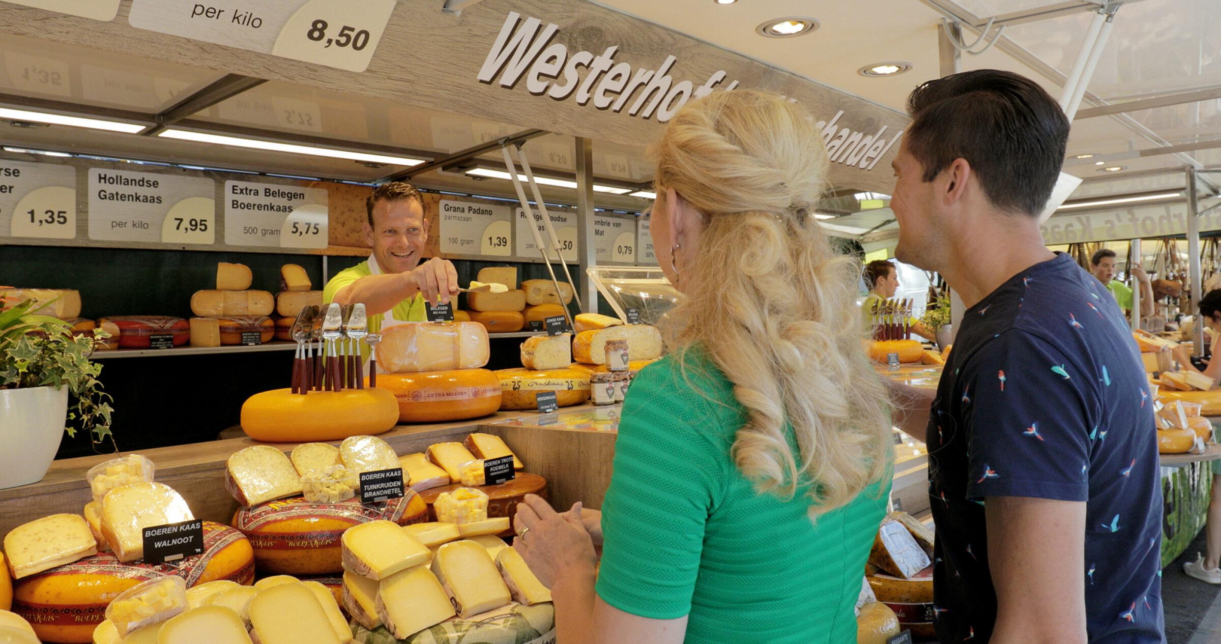 Markt in Enschede