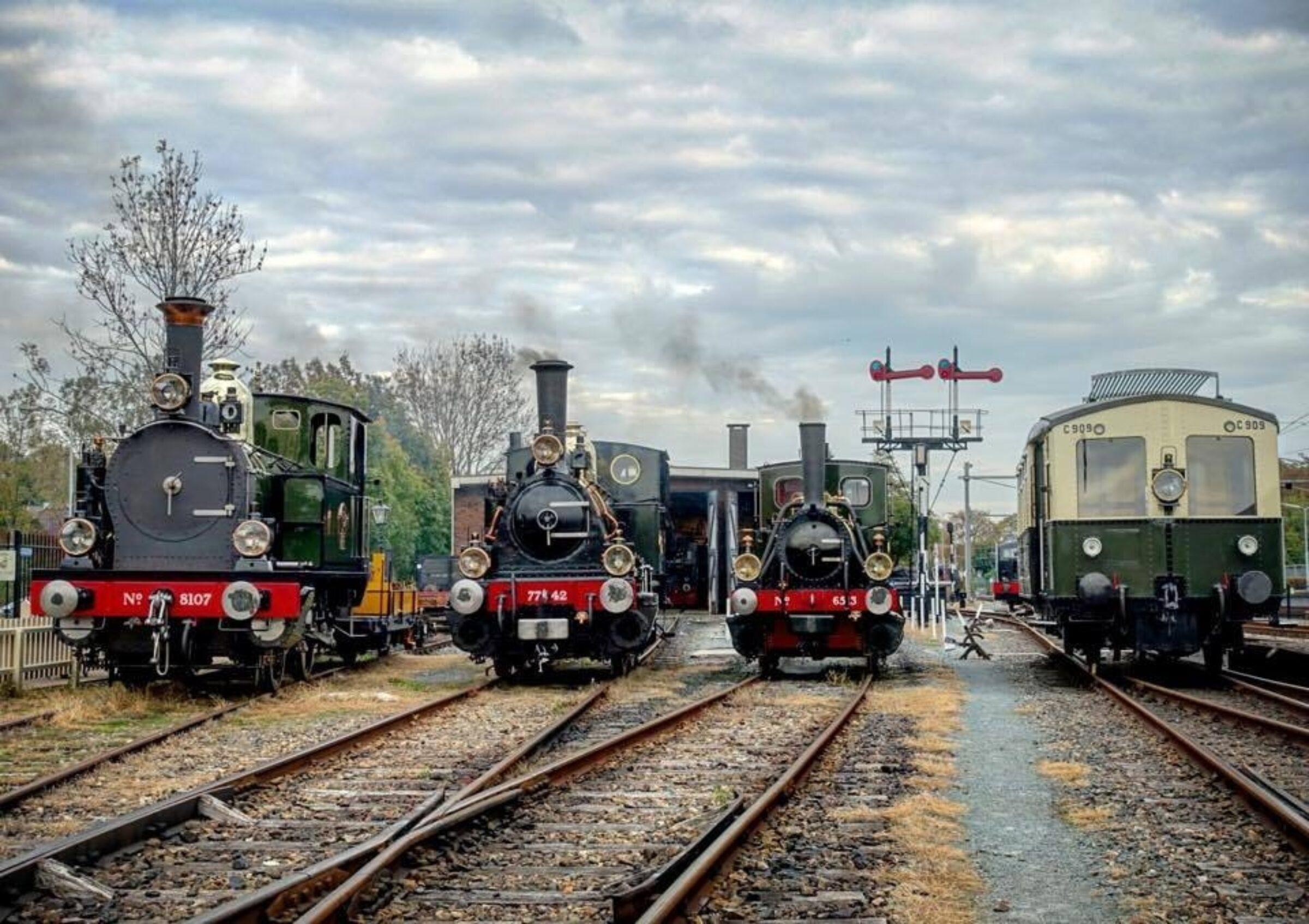 Museum Buurtspoorweg Enschede 2