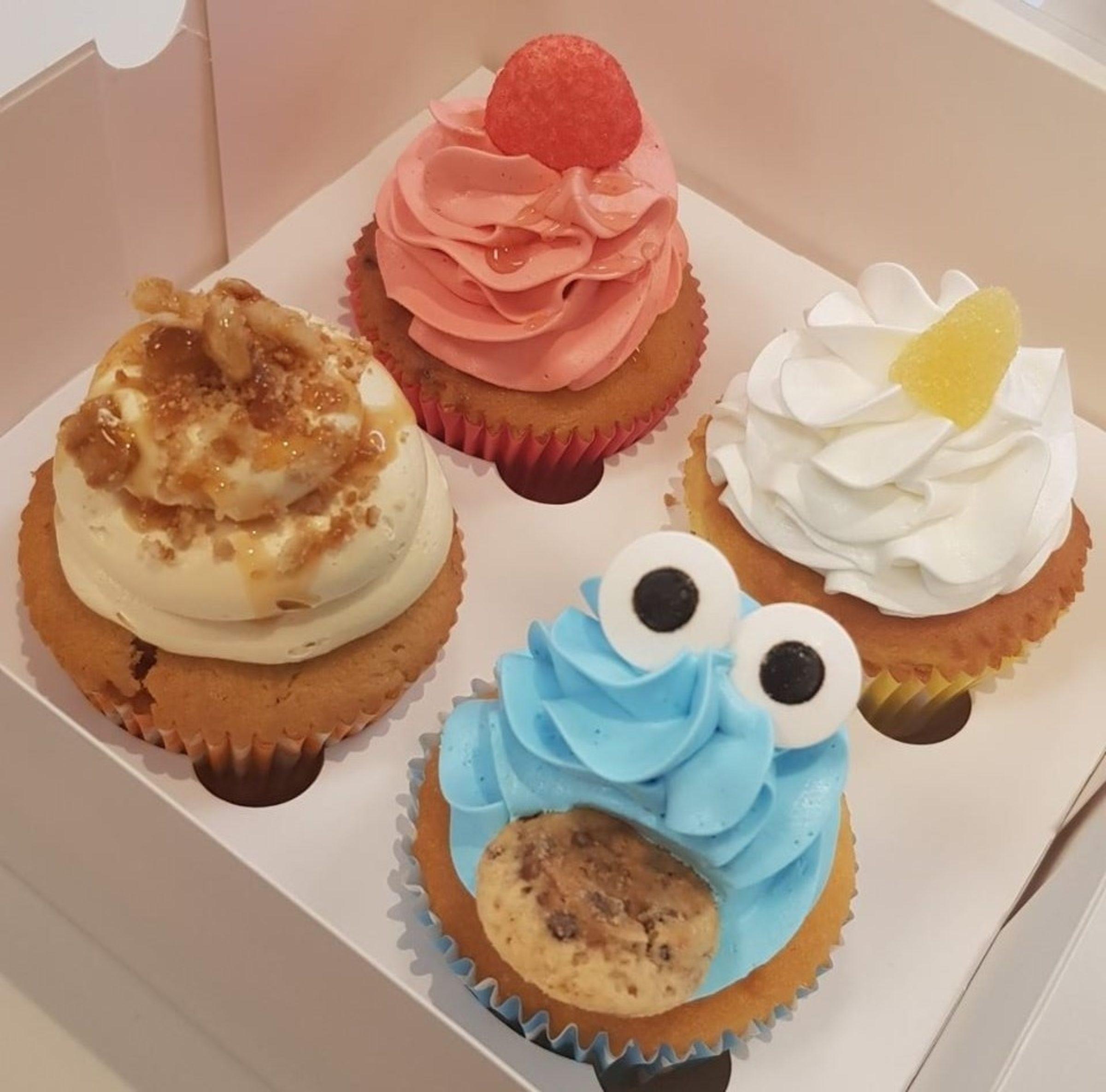Nienkes cupcakes
