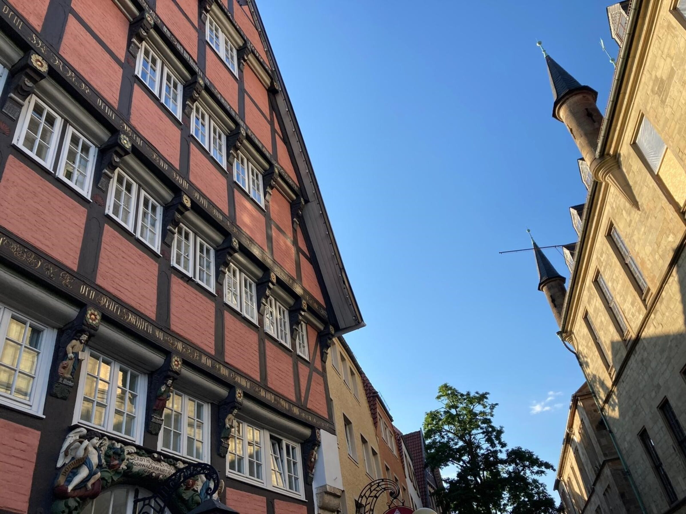Osnabrück Altstadt stadswandeling