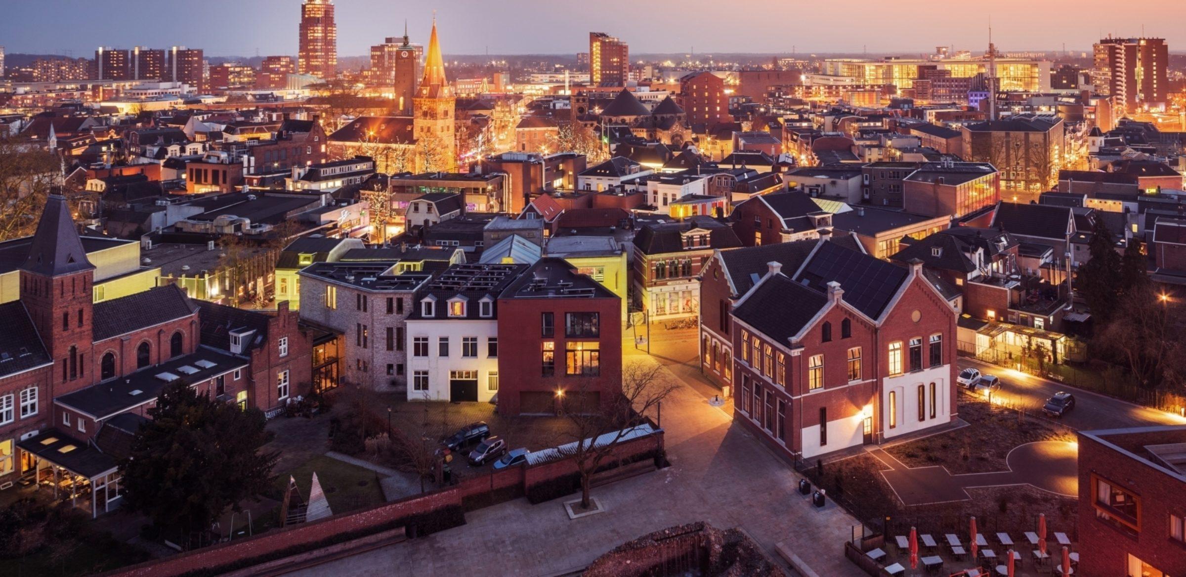 Übernachten in Enschede