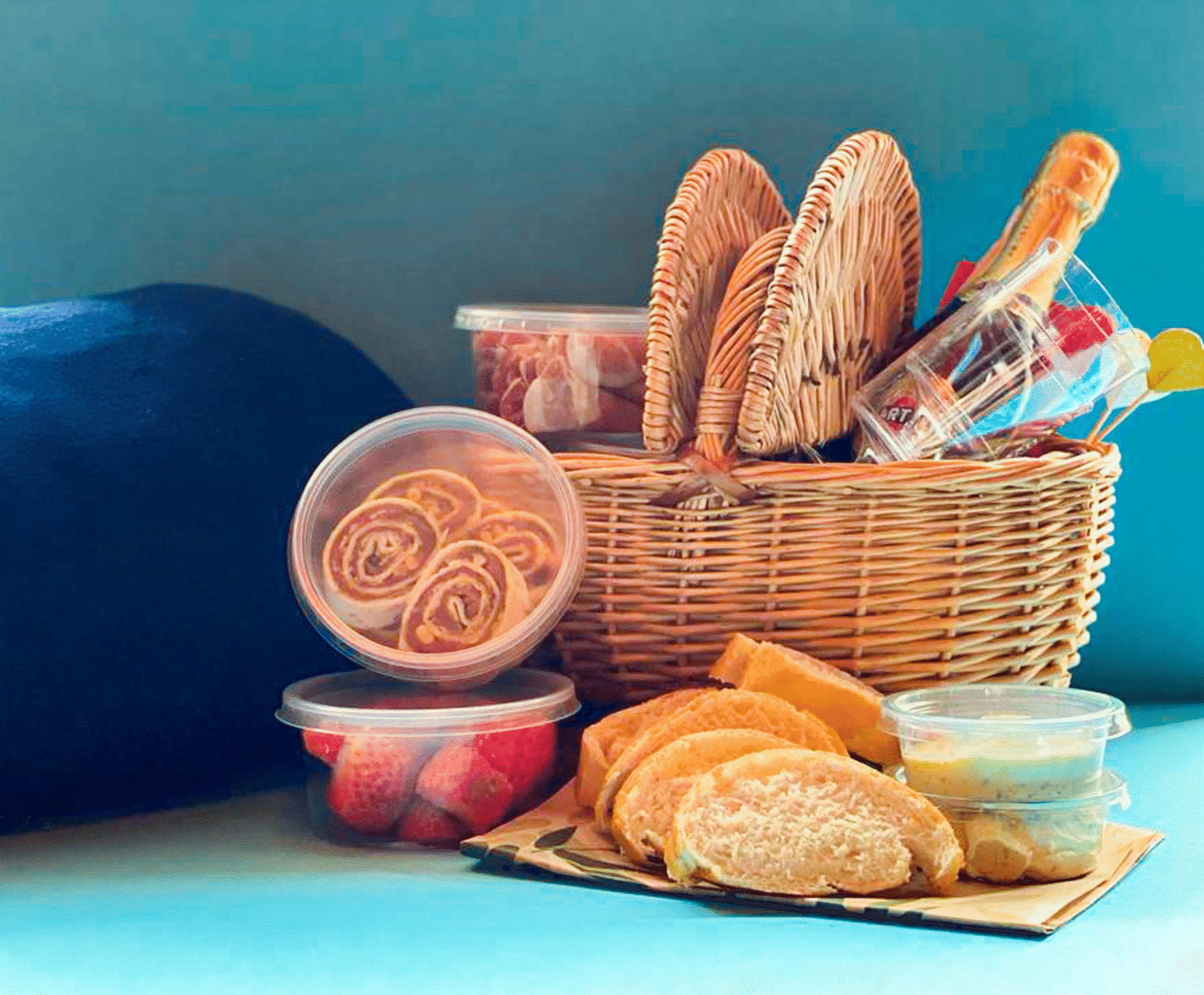 Paddys picknickmand