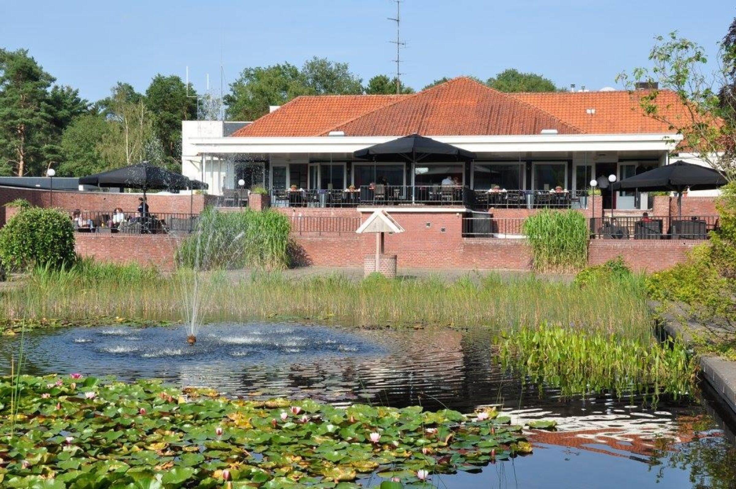 Resort Bad Boekelo terras Enschede