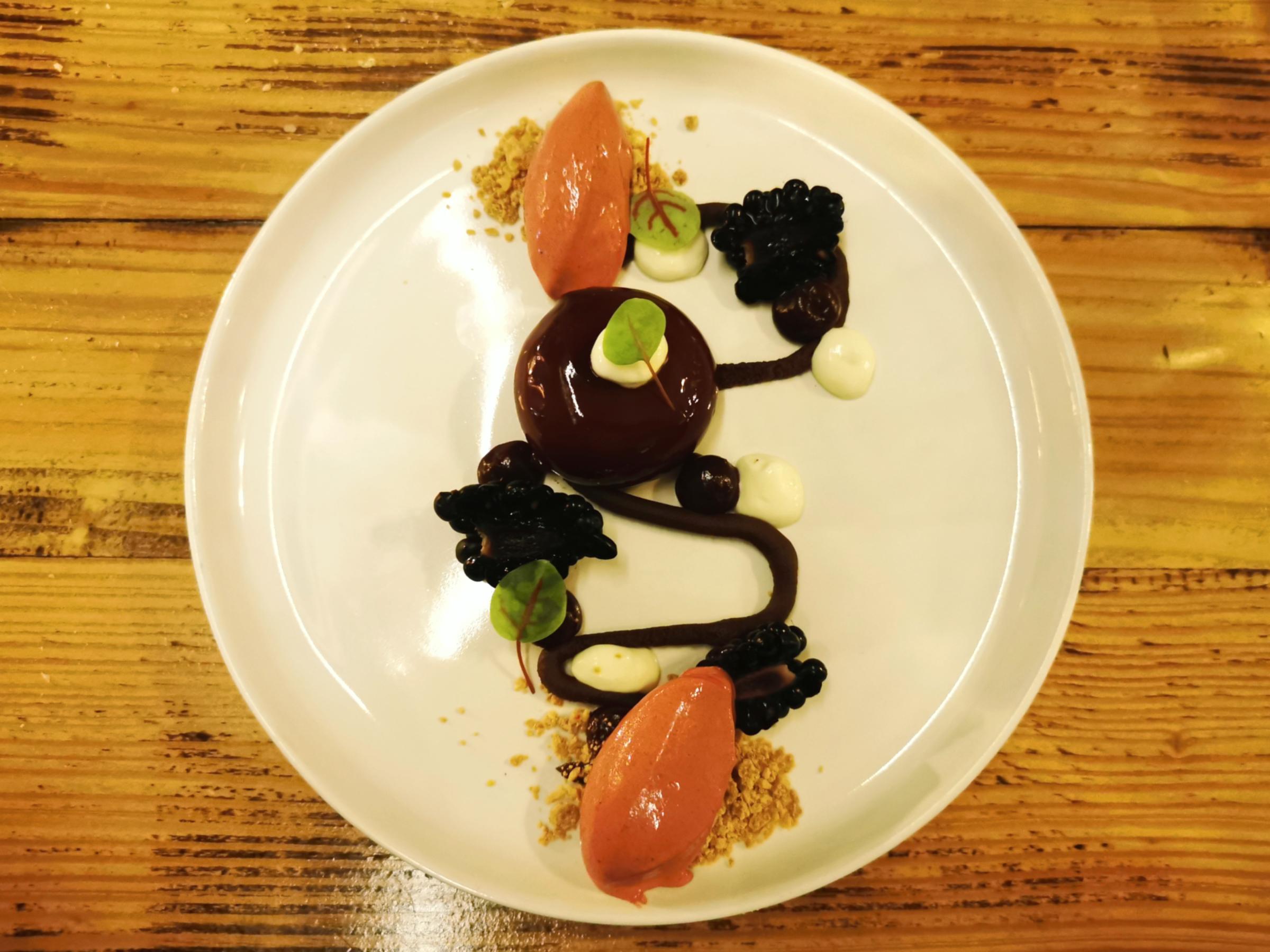 Restaurant Kosie Enschede Proef Eet menu 4
