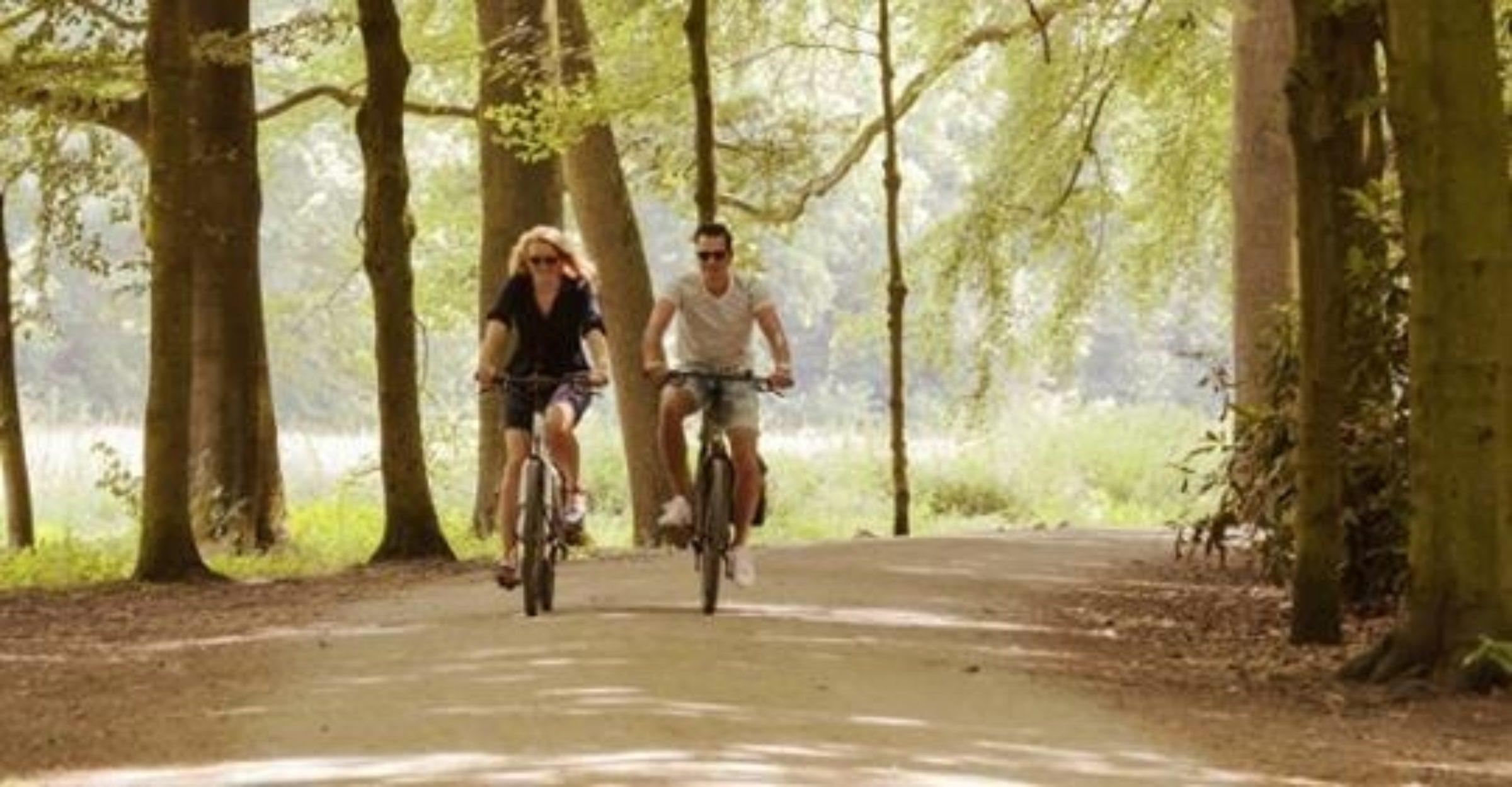 Rondje Enschede fietsen