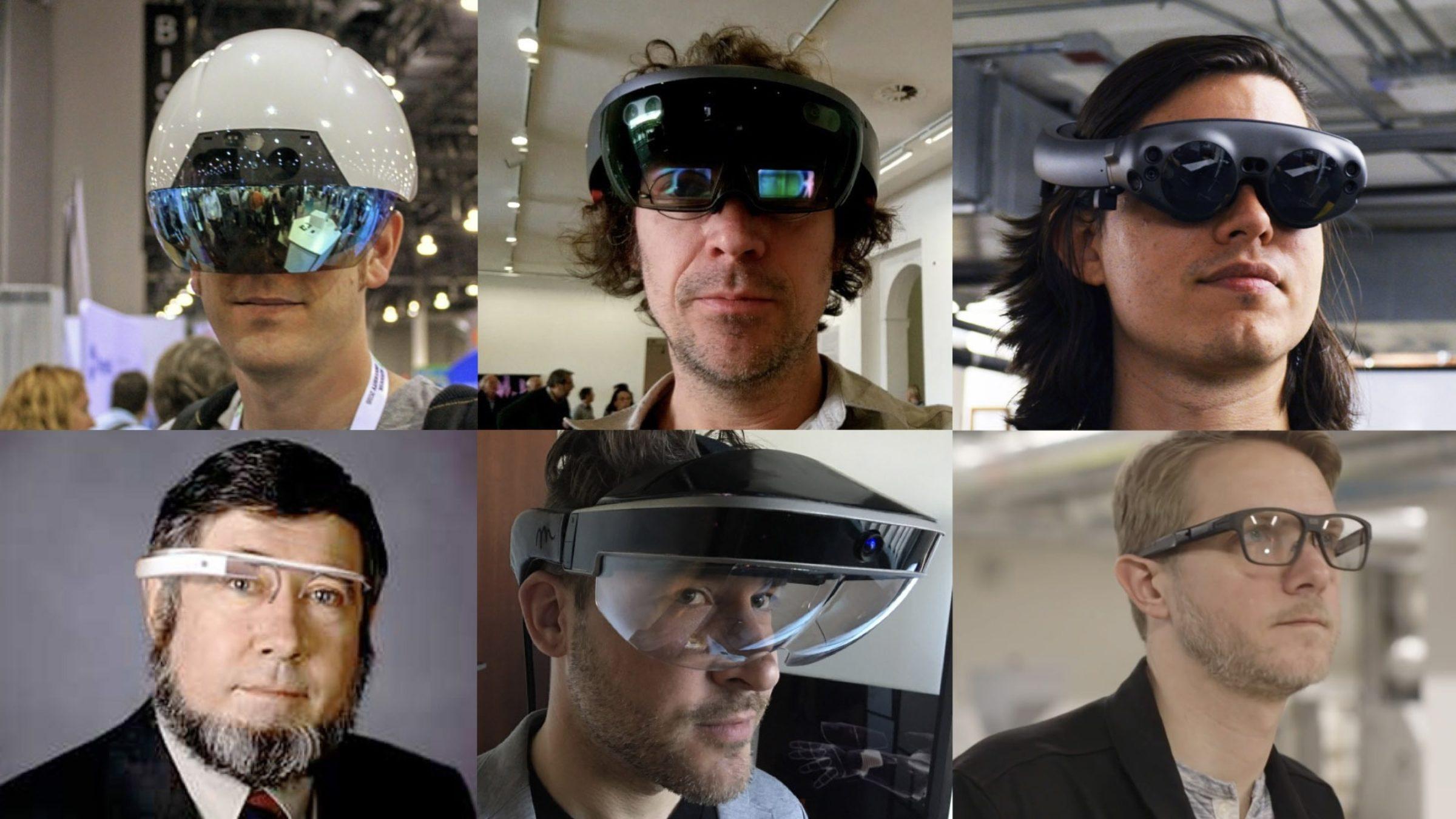 Sander Veenhof Augmented Reality Wearables