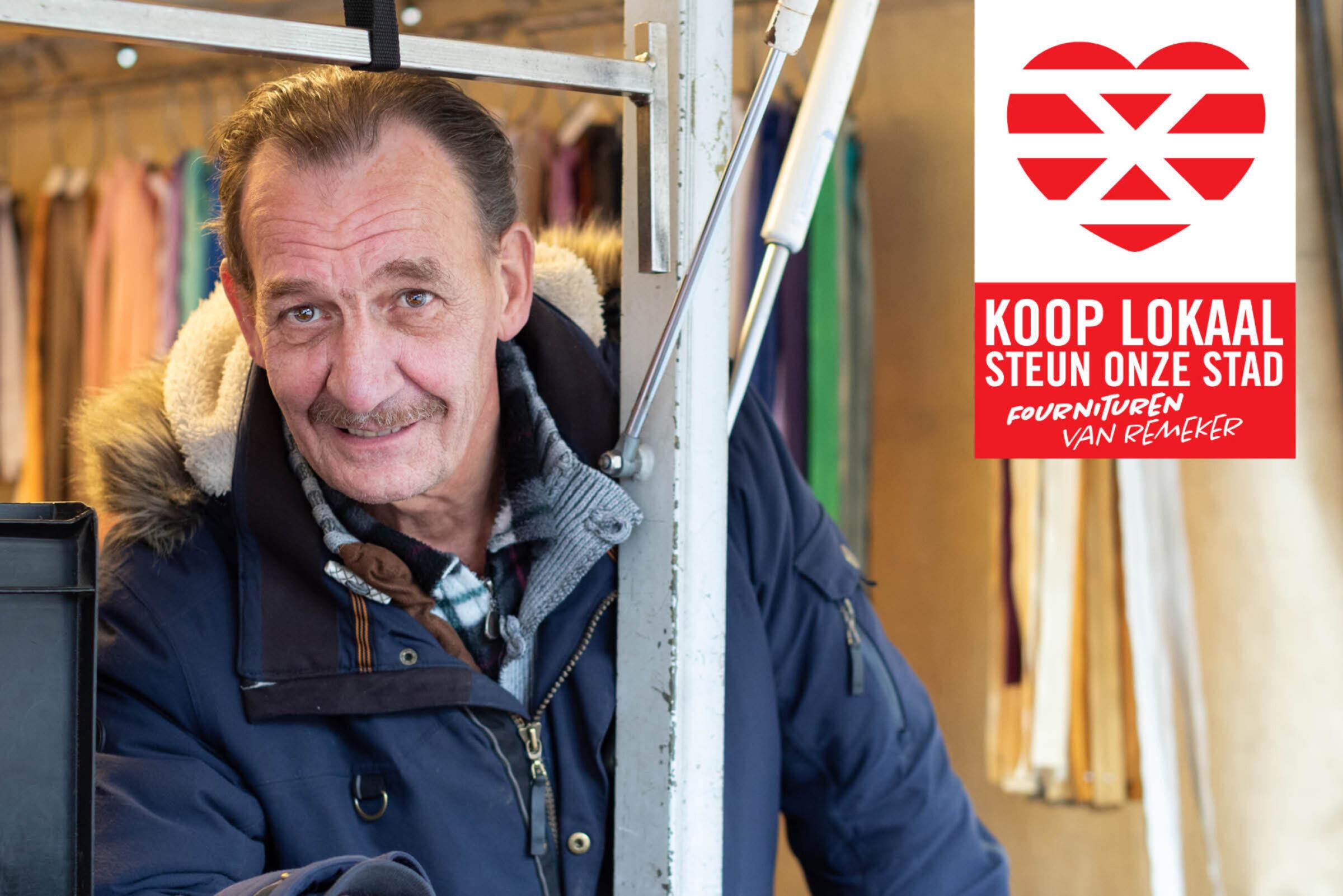 Steun onze stad Koop lokaal Enschede Fournituren Van Remeker