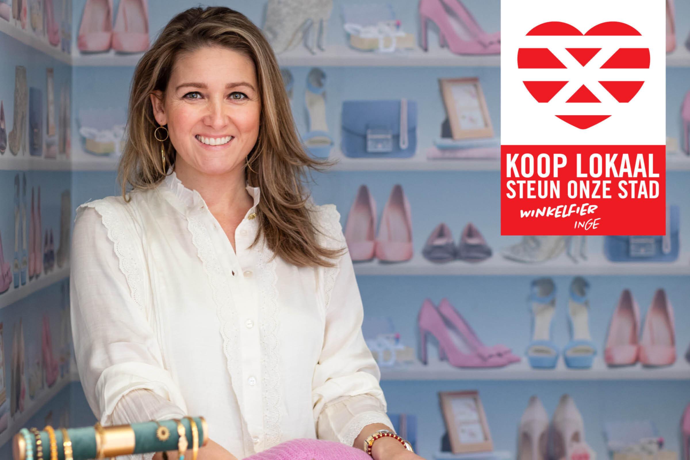 Steun onze stad Koop lokaal Enschede Winkel Fier Inge