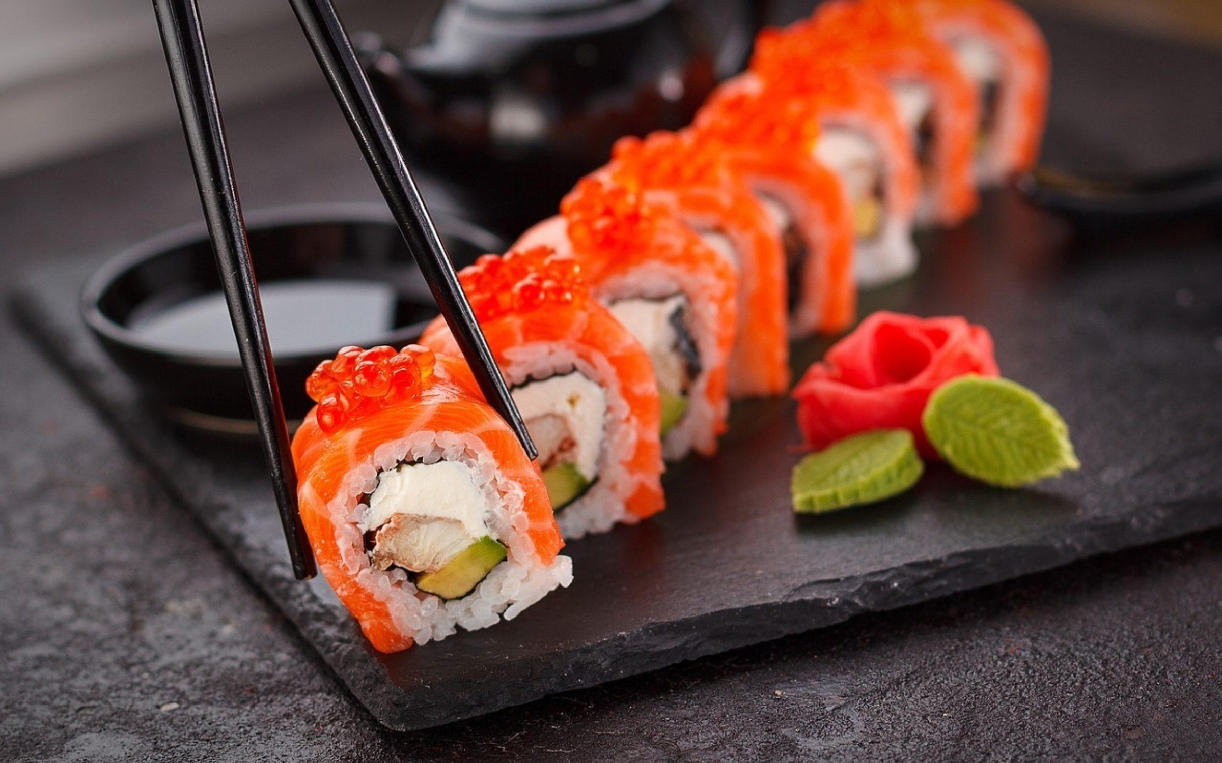 Sushi Restaurant In Enschede