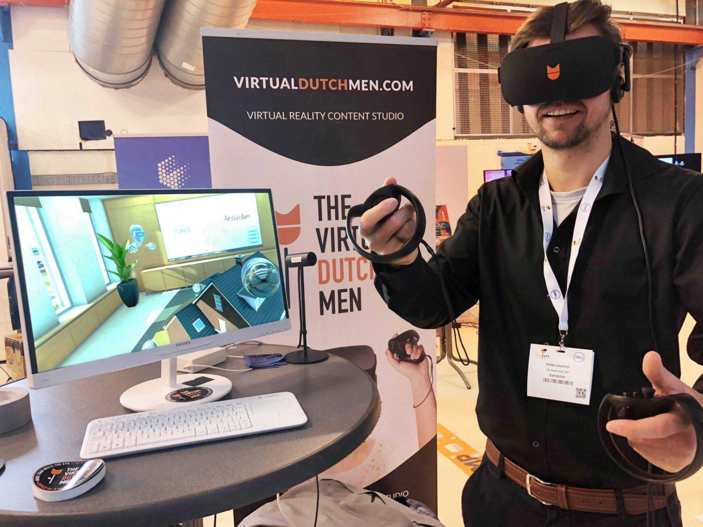 The Virtual Dutchmen