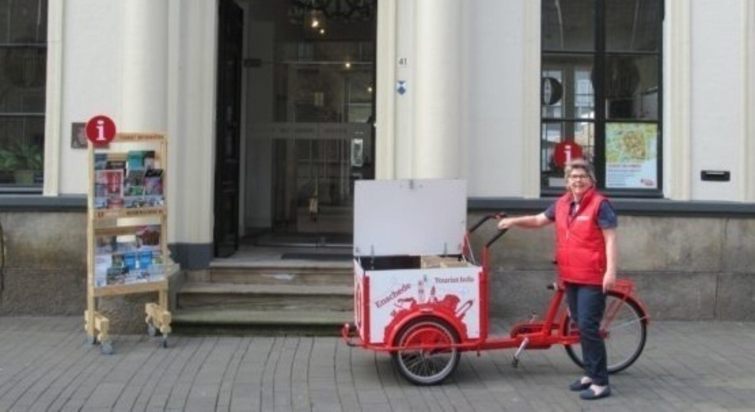 Tourist information Enschede