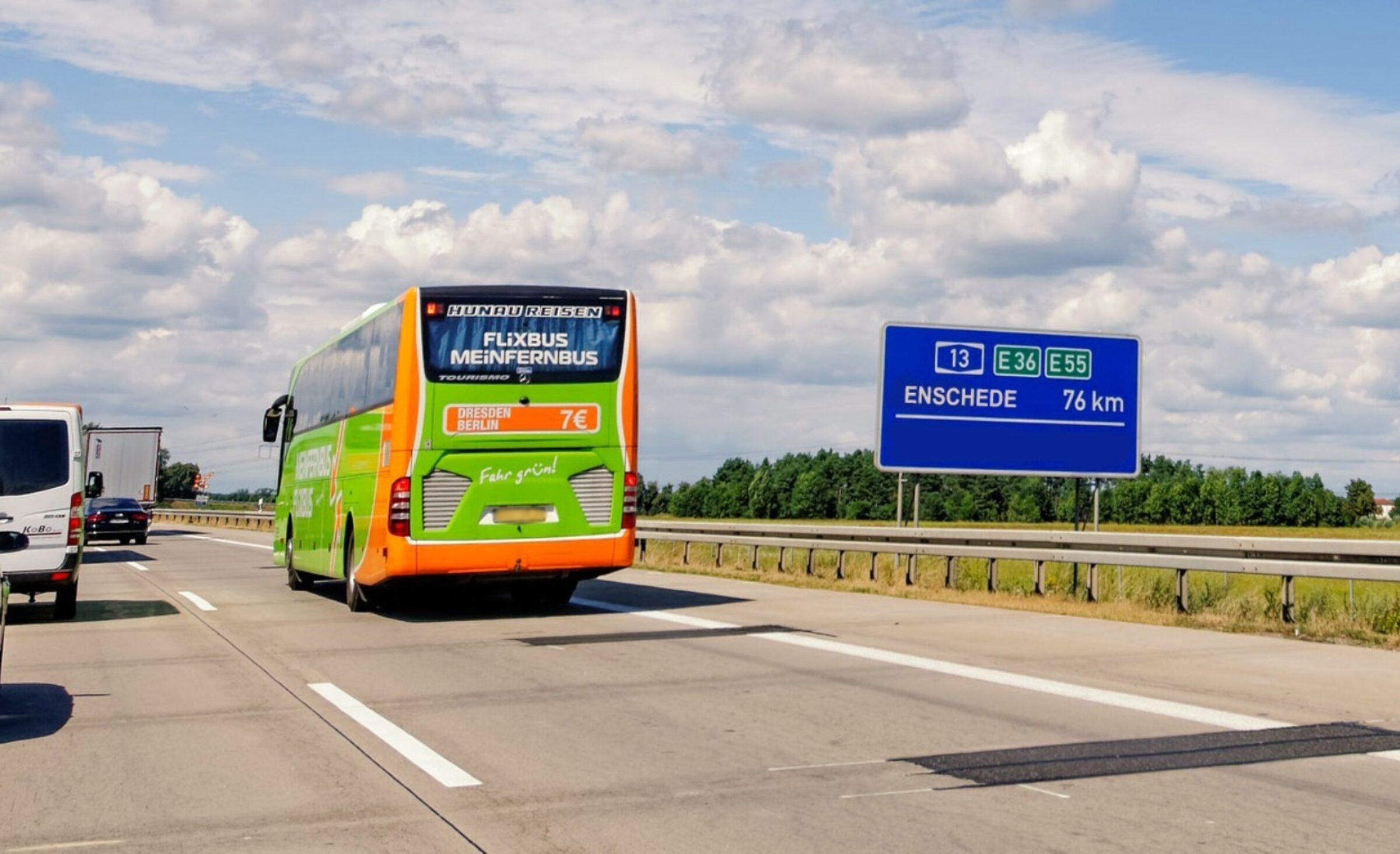 Traveling From Amsterdam to Enschede