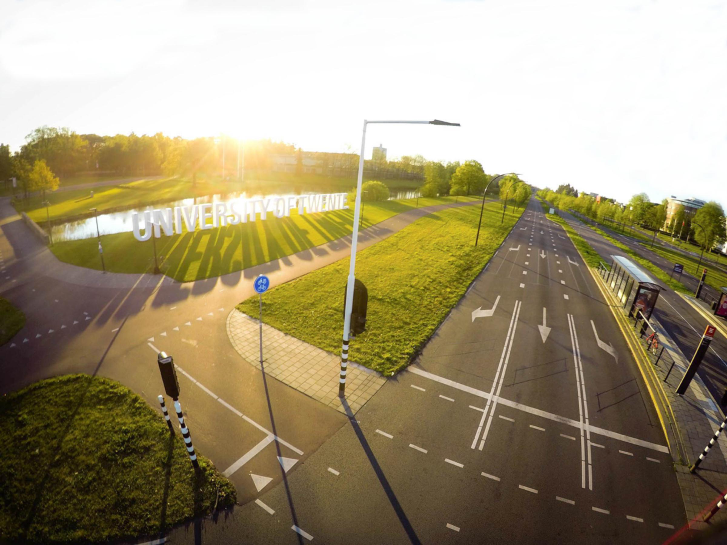University of Twente2 verkleind