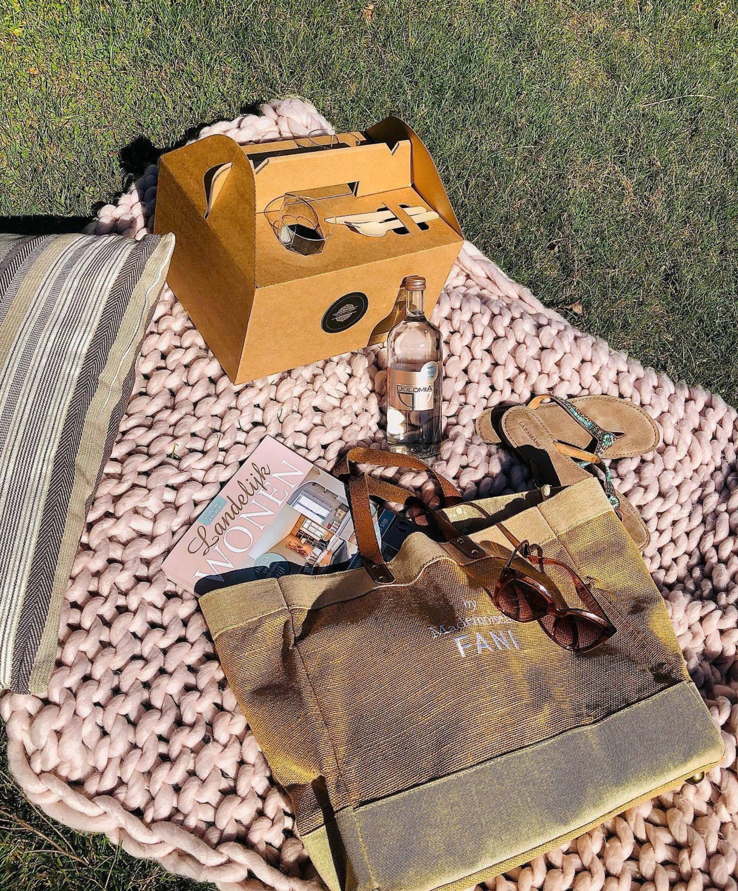 Van Doorn en Doorn picknick box