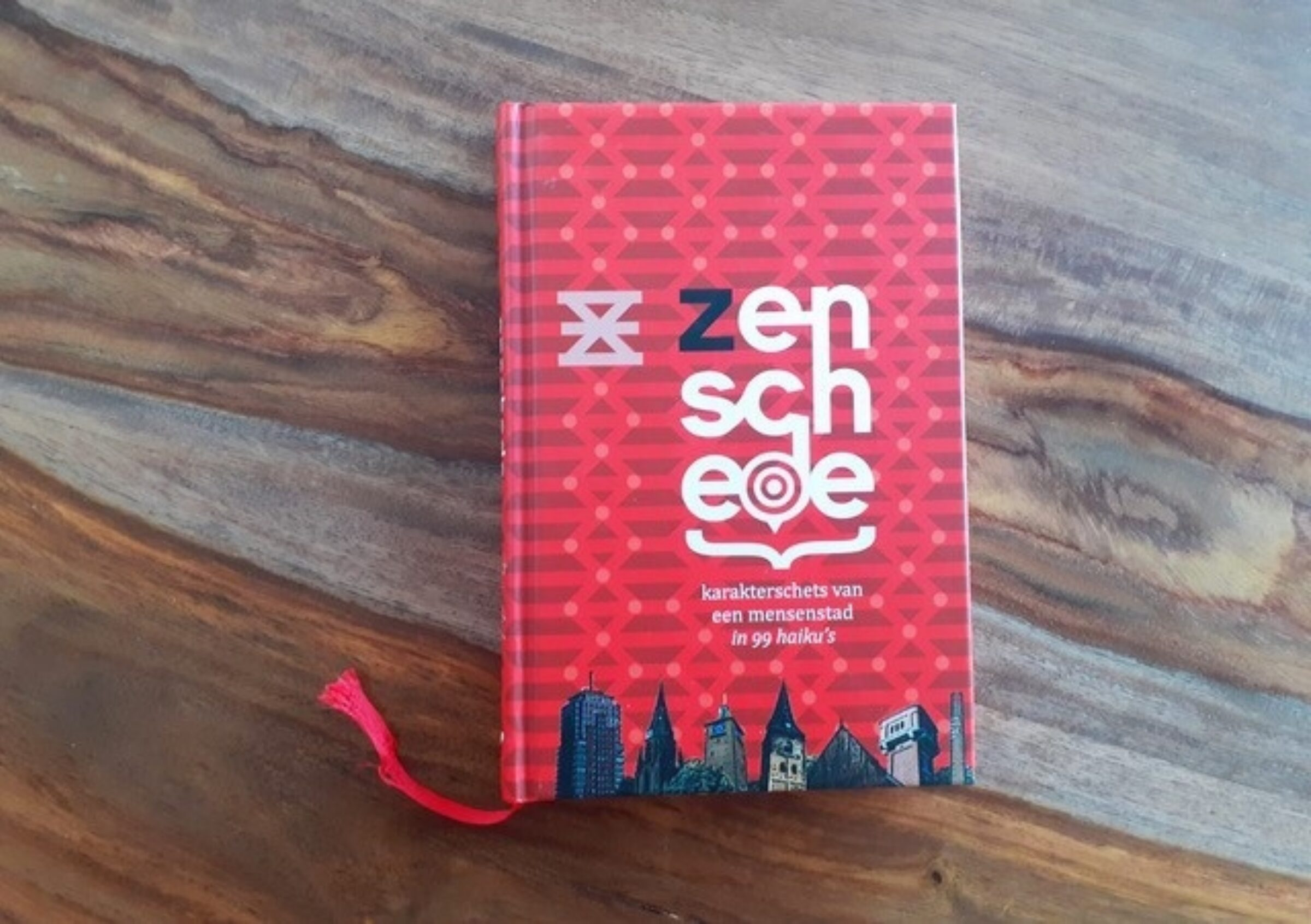 Zenschede Enschede boek