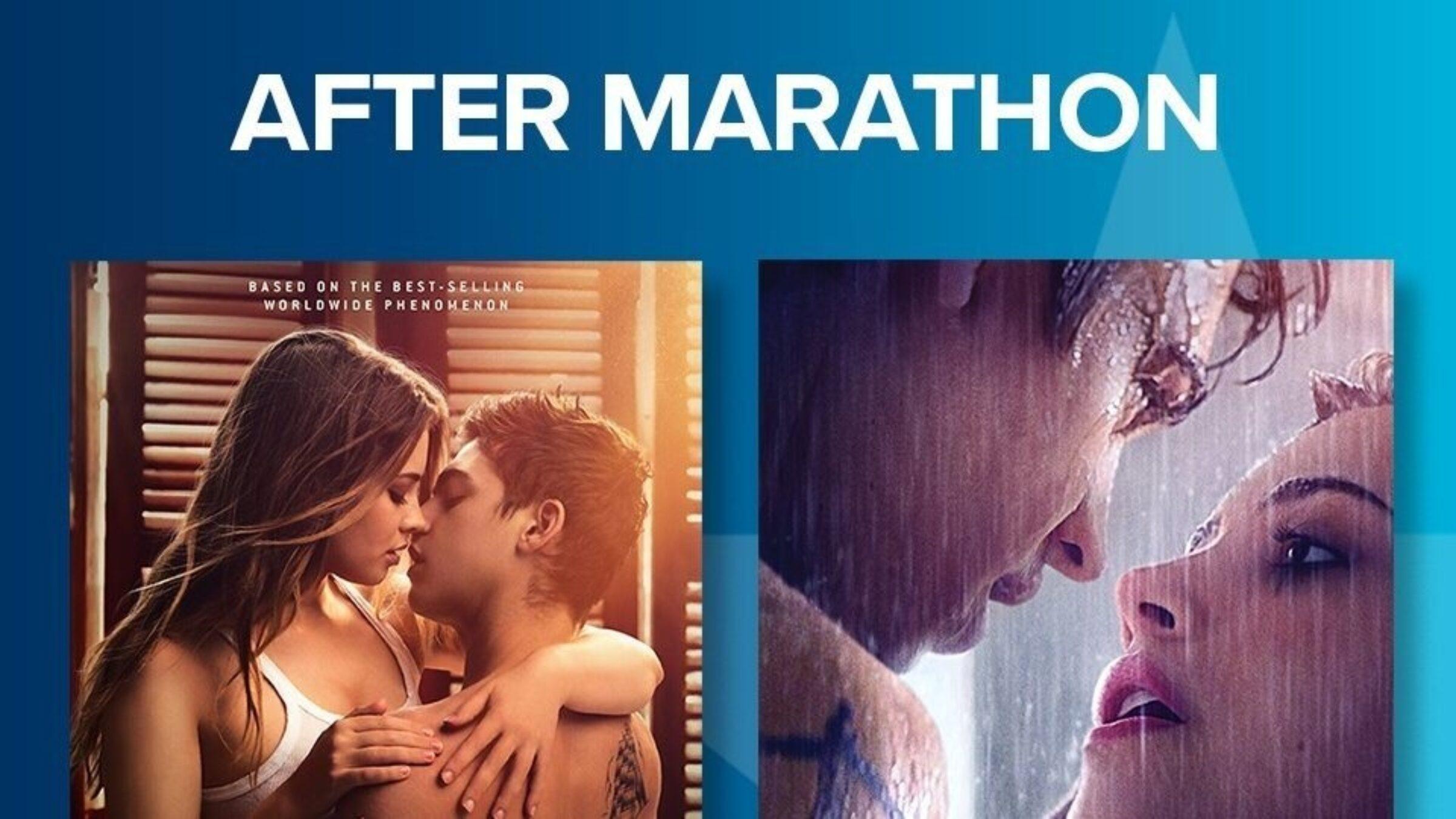 After marathon