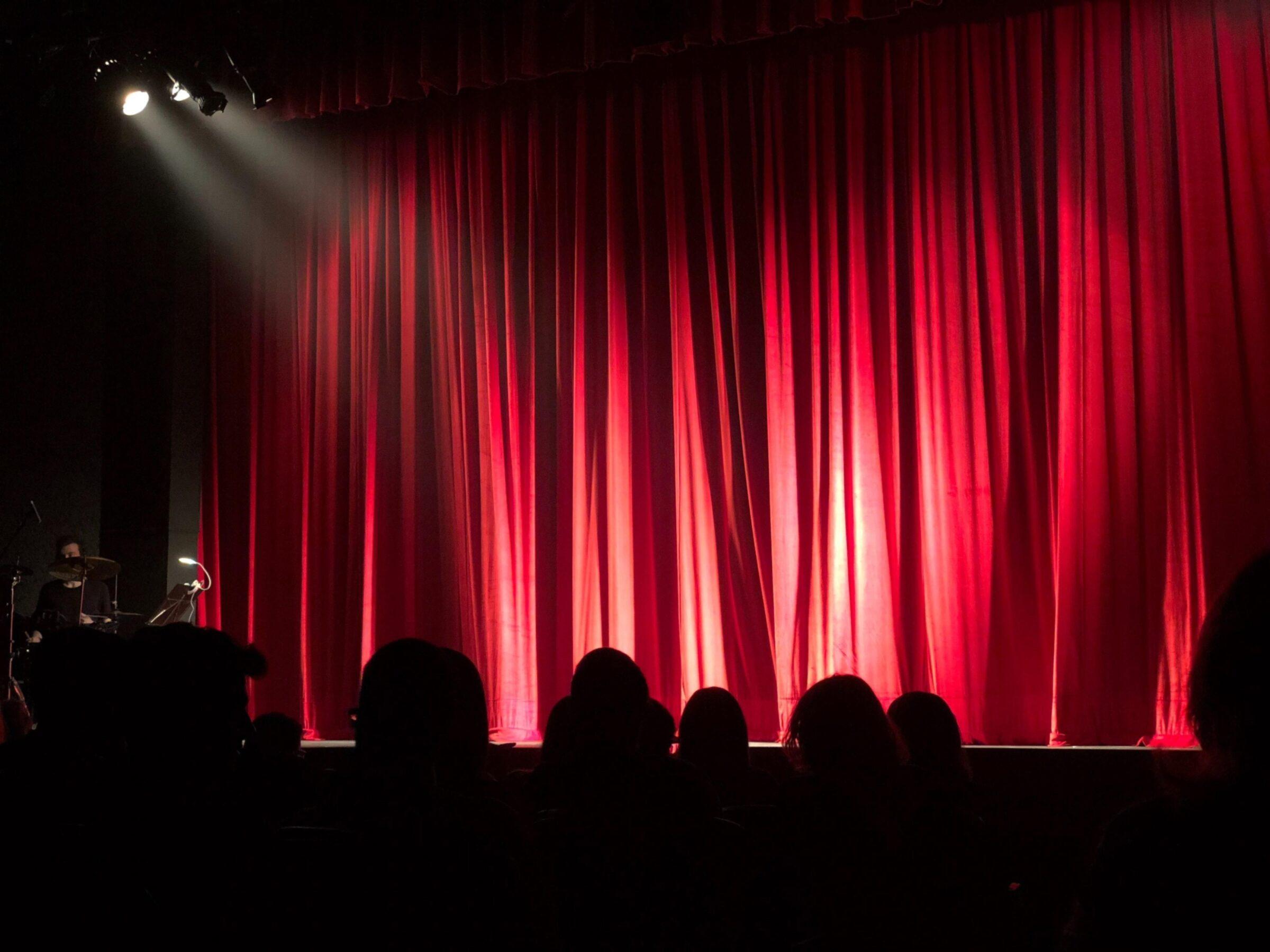 Audience auditorium