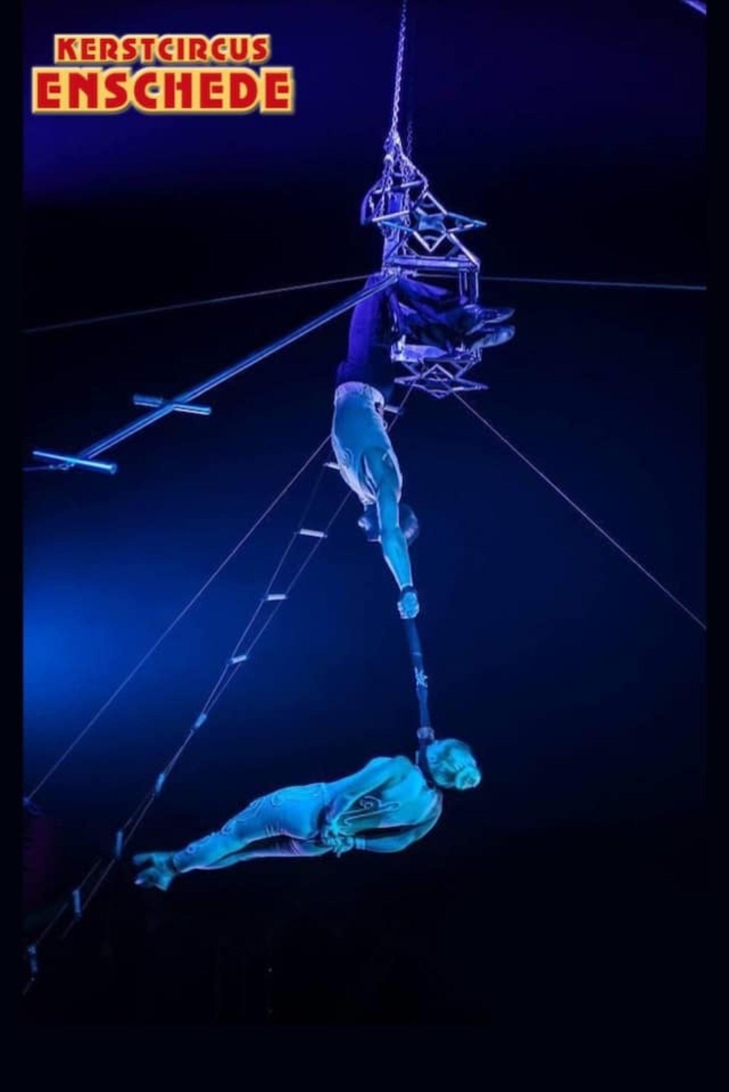 Duo teelker aerial craddle