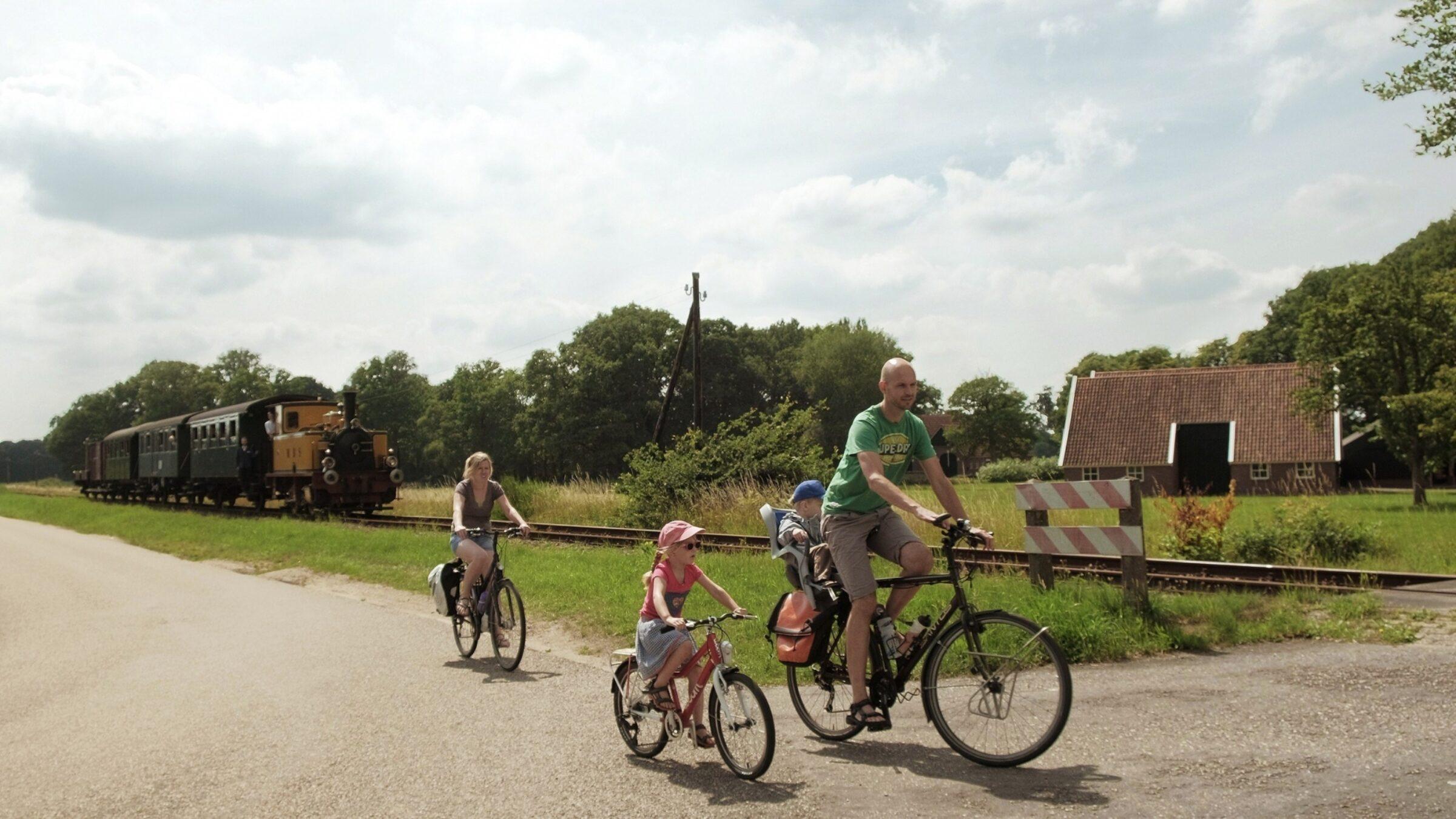 Fahrradtour Enschede