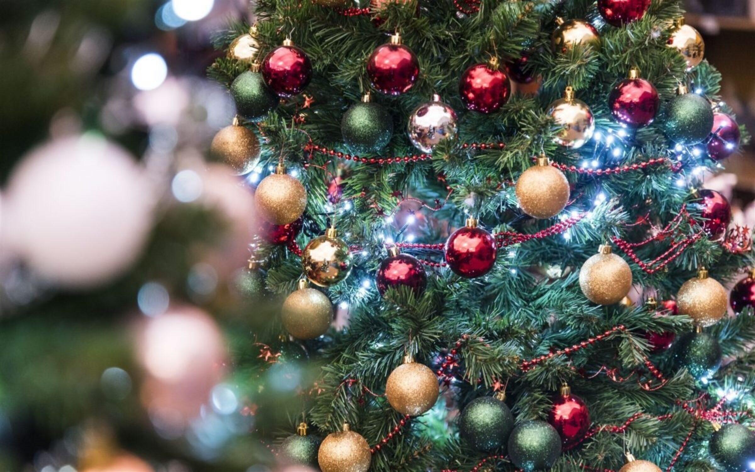 Kerstboom Enschede
