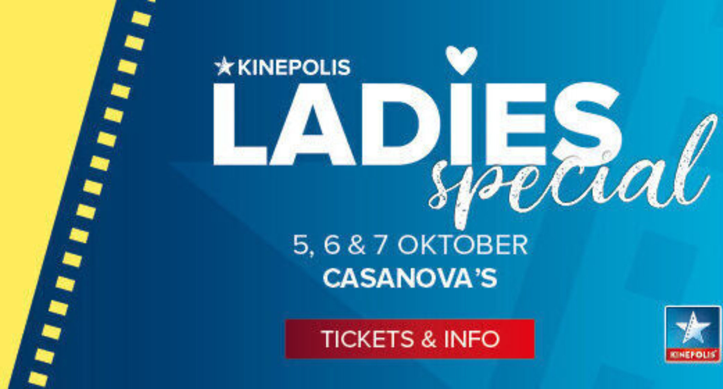 Ladies night casanovas