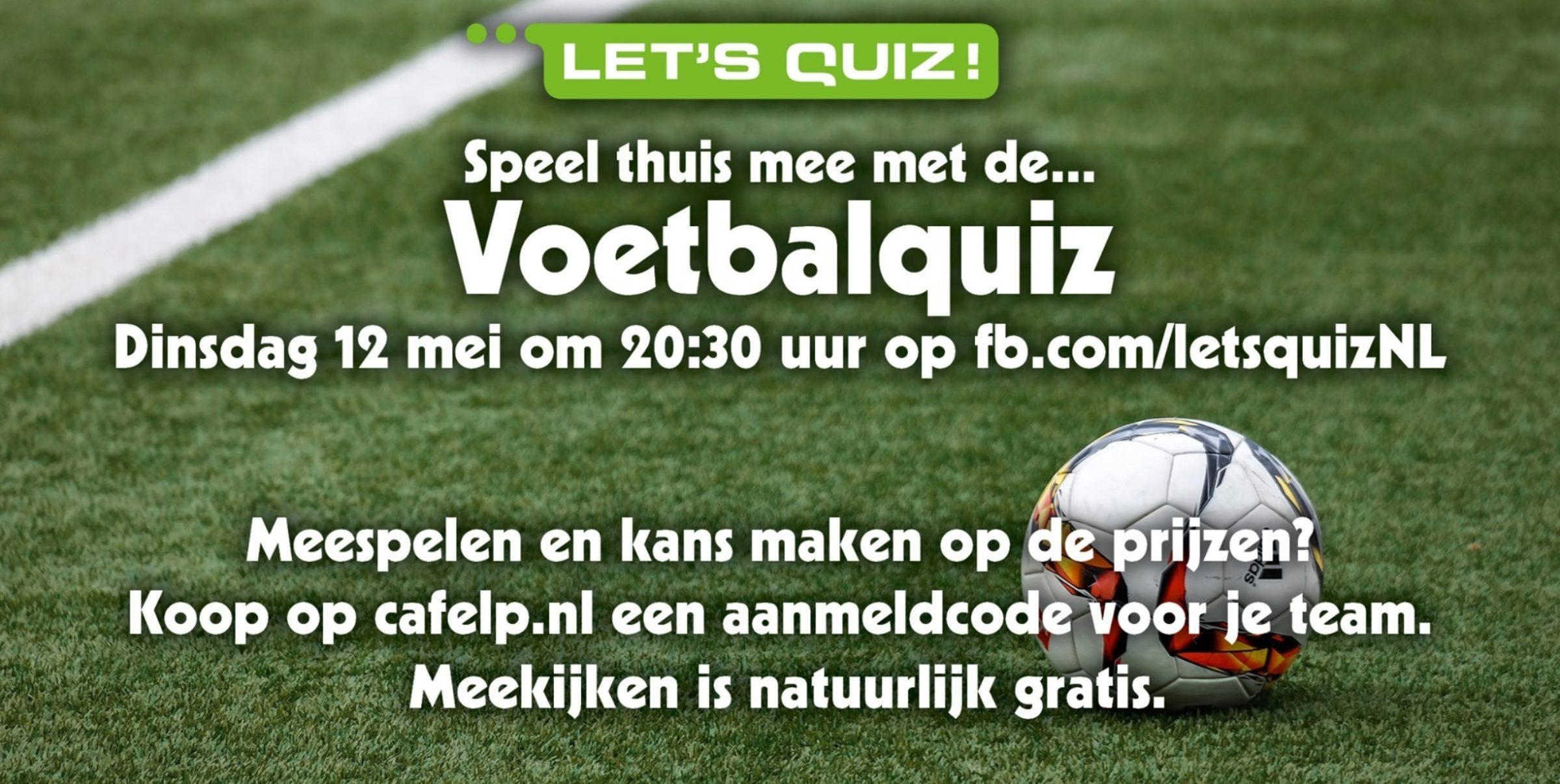 Online voetbalquiz deel 2
