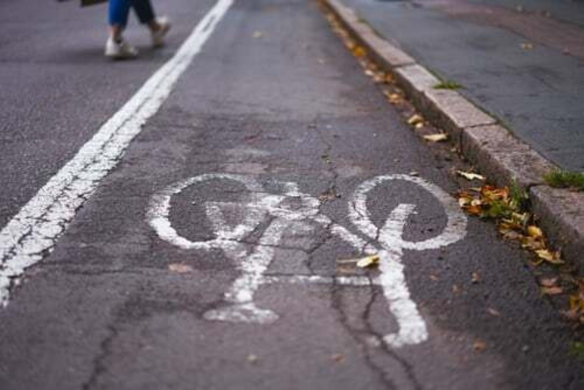Fahrradfahren Enschede
