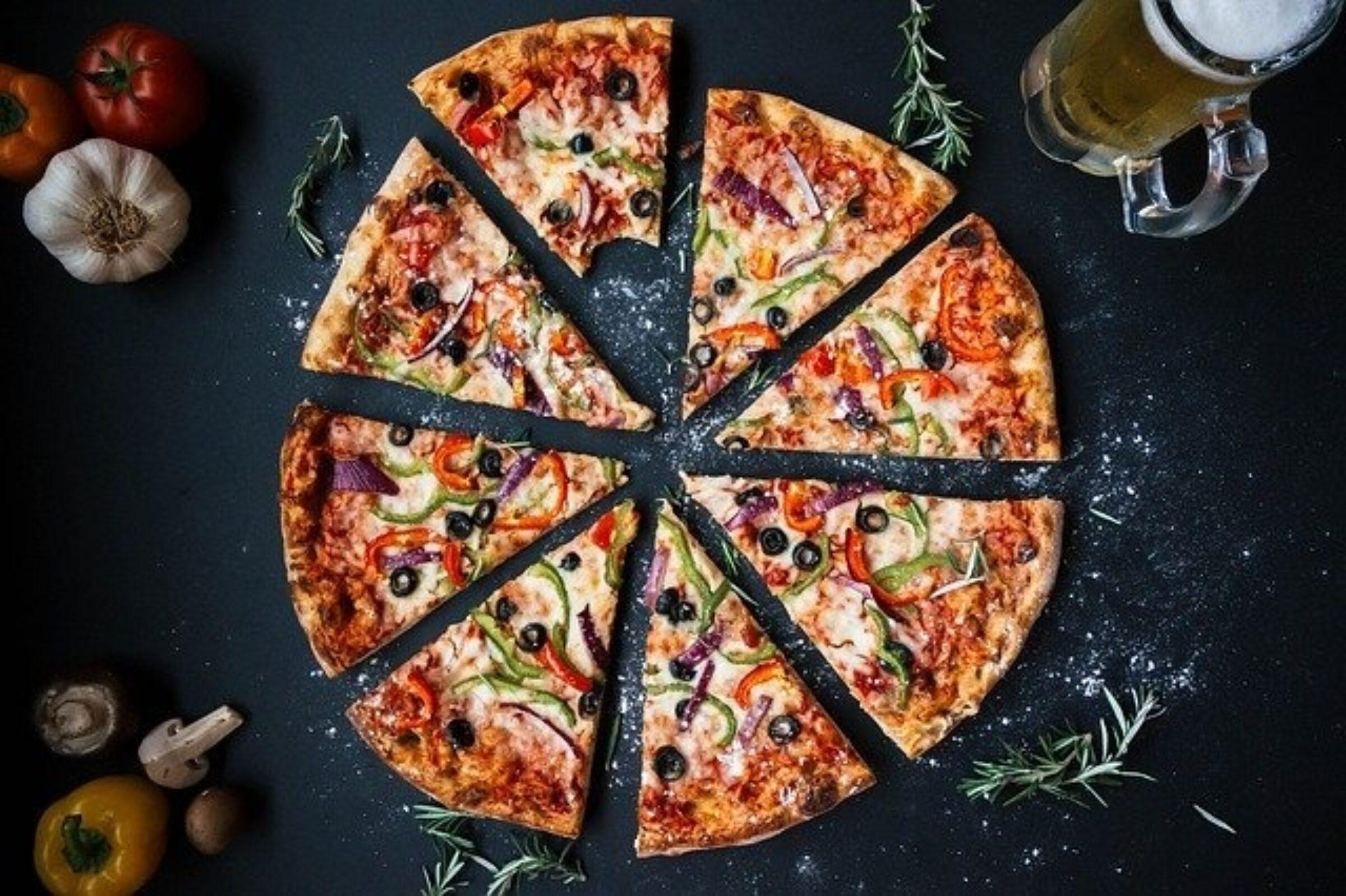Pizza enschede