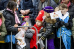 Sinterklaas arrival in Enschede