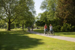 Fahrrad Volkspark Enschede