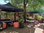 Heel Bijzonder Enschede binnentuin