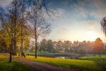 Herfst Volkspark Enschede