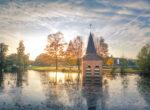 Herfst campus Universiteit Twente Enschede