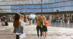Shoppen Zomervakantie In Enschede