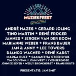 Sterren Muziekfeest Op Het Plein Line Up Enschede