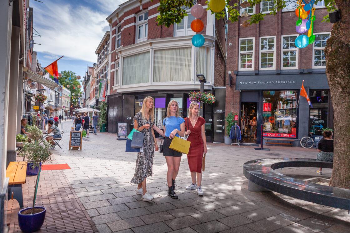 Enschede Shoppingstadt