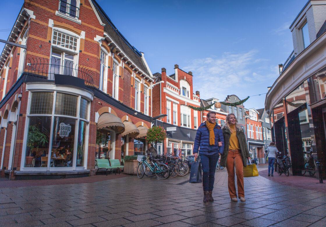 Winkelen in Enschede   Openingstijdsn