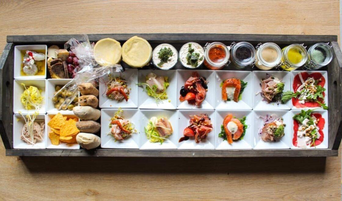 Sharingplank Gastrobar Bij Rozendaal