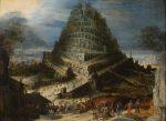 Hendrik Van Cleve Iii  De Toren Van Babel 2De Helft 16De Eeuw  Collectie Rijksmuseum Twenthe  Enschede 882 1527673088