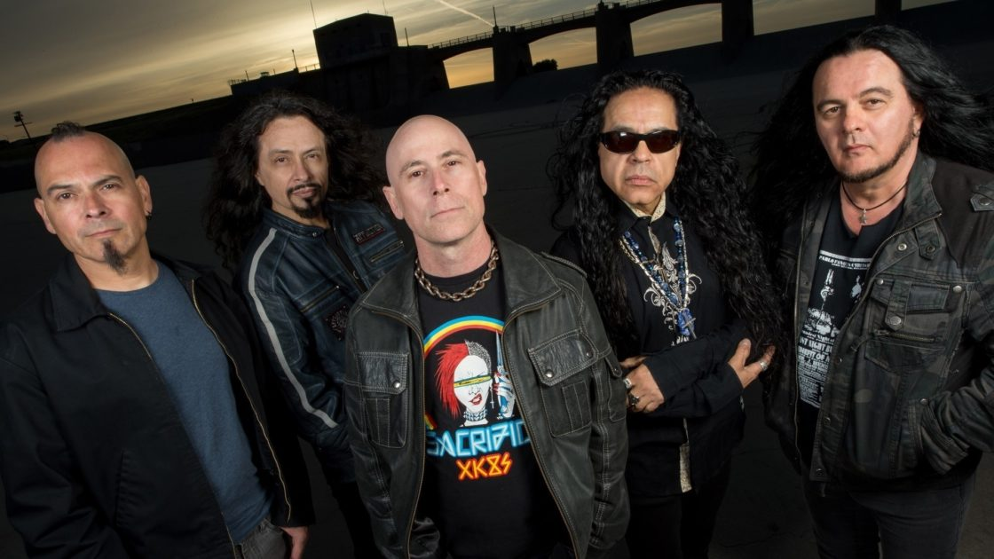 Armored Saint in Enschede