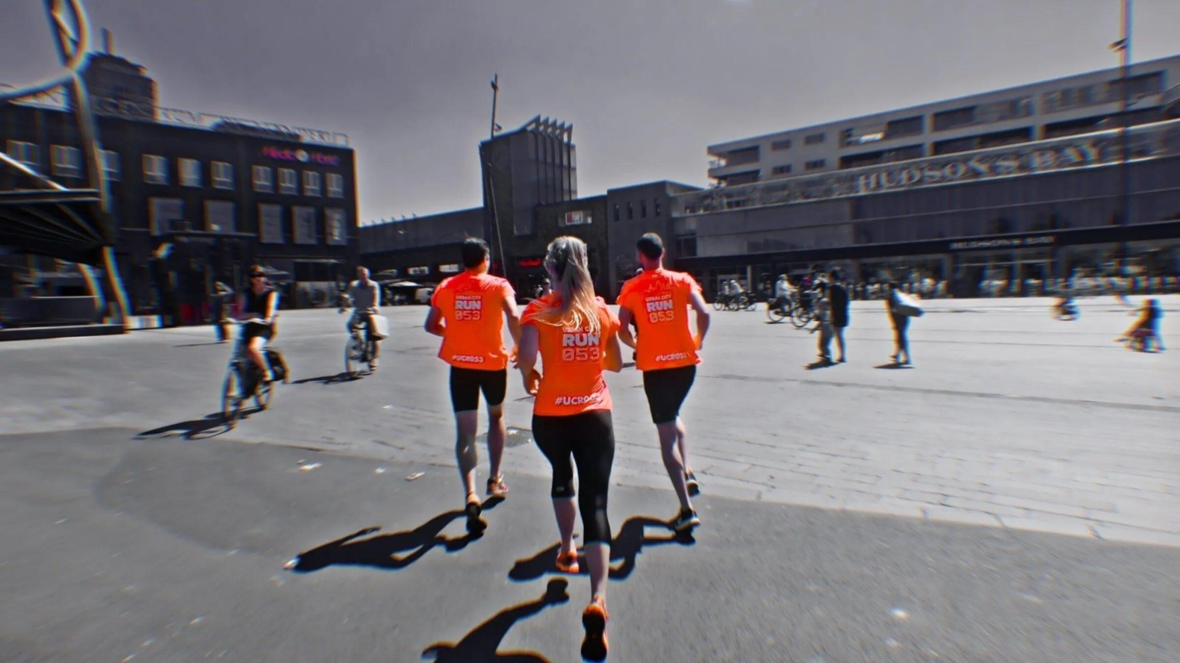 Urban City Run Enschede