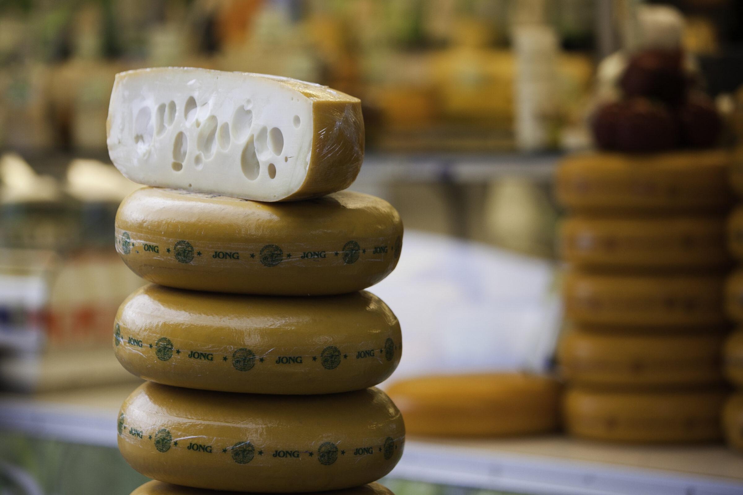 Niederländischer Käse